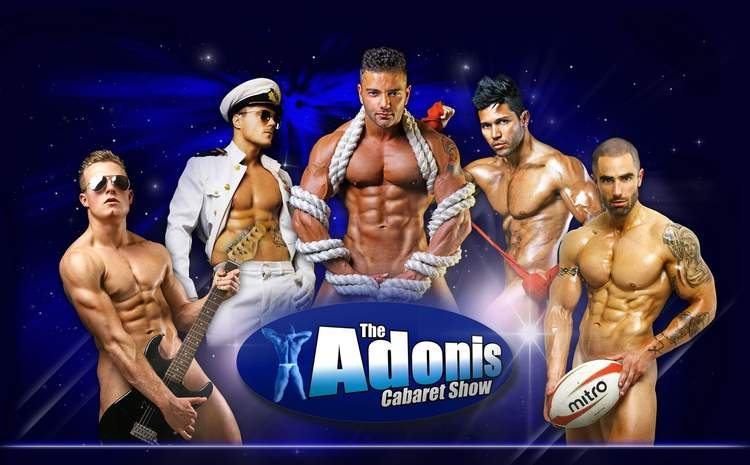 Brighton Adonis Cabaret & Club Entry