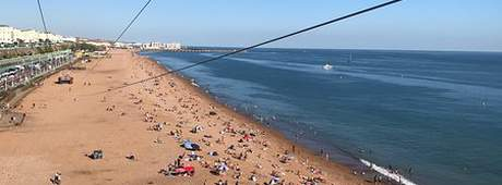 Brighton Zip Wire