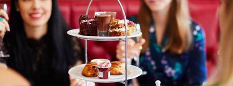 Fizzy French Afternoon Tea