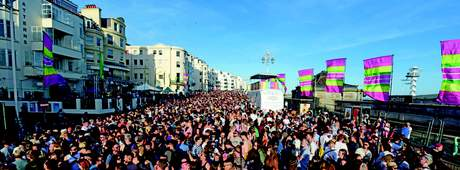 Brighton PRIDE Village Party 2020