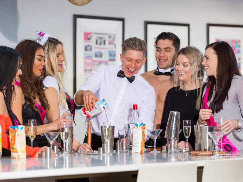 Cheeky Cocktail Masterclass