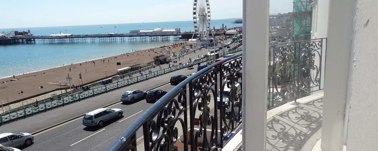 Beach Pad Apartment, Brighton & Hove