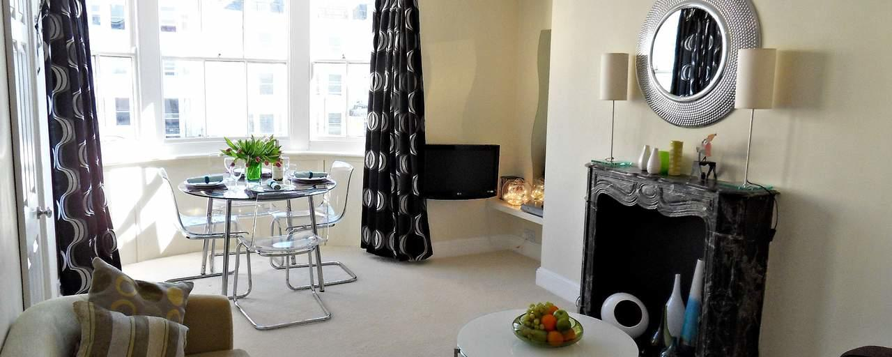 Kemptown Apartment, Brighton & Hove