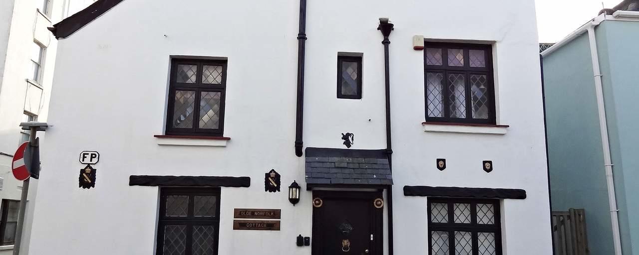 Norfolk Cottage Brighton & Hove