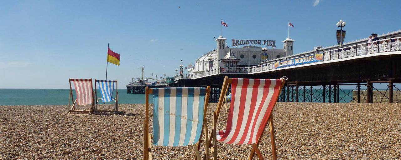 Pebble Beach, Brighton & Hove