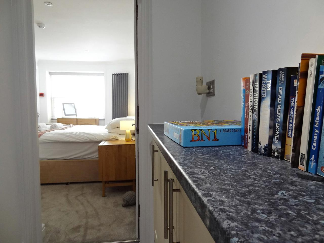 Sea Views Apartment, Brighton & Hove Images - 15